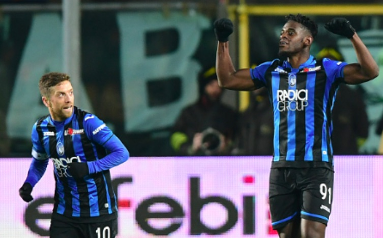 Incredible Atalanta send Juventus crashing out of Coppa Italia