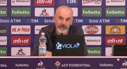 Pioli: Fiorentina deserved the draw against a strong Lazio