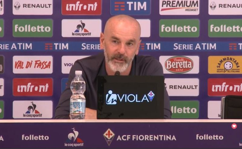 Pioli: Fiorentina can win in the second leg