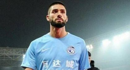 Dalian Yifang winger linked with AC Milan switch