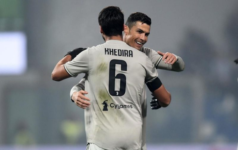 Big names deliver as Juventus overcome defensive scares to see of Sassuolo bf6297607a7c6