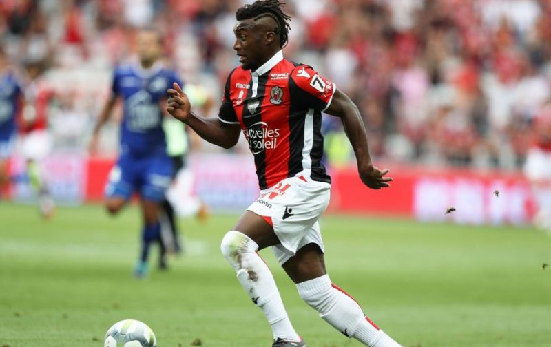AC Milan continue push for Nice winger