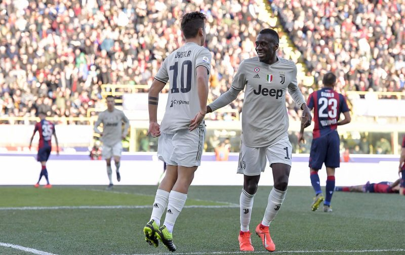 3b590f37b1e Dybala sends Juventus 16 points clear at Serie A summit