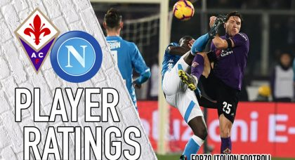 Fiorentina player ratings: Lafont on hand to keep Napoli out