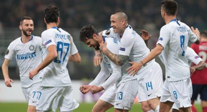 Inter sweep past Rapid Vienna