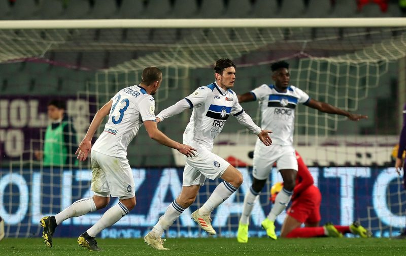 Atalanta in winning position after bagging three at Fiorentina