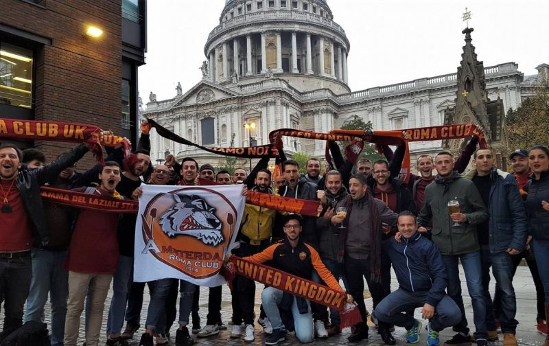 Fans Worldwide: AS Roma UK Club London