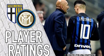 Inter player ratings: Lautaro needs little time to shine