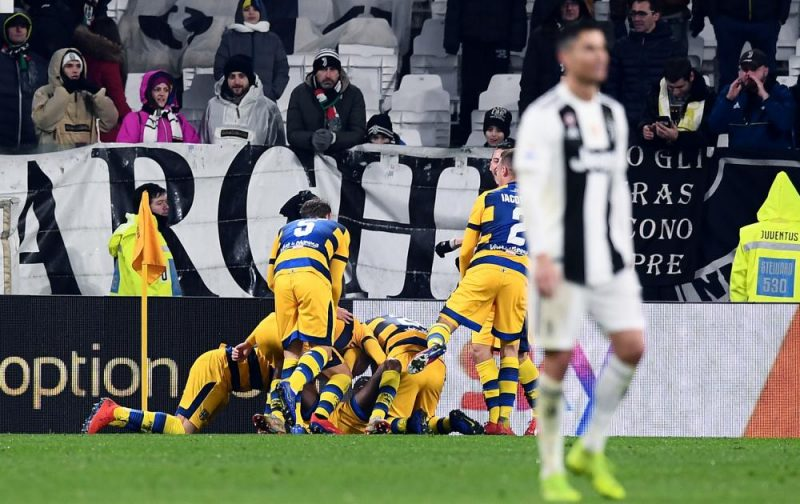 Gervinho double gives Parma unlikely draw at Juventus