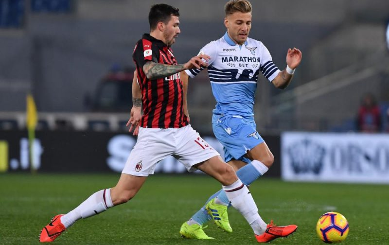 Wasteful Lazio held to Coppa Italia stalemate by AC Milan