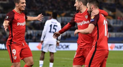 Lazio face fight for Europa League lives after Sevilla win in Rome