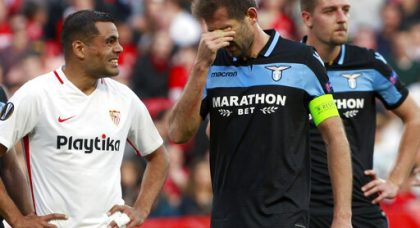 Sevilla send Lazio packing from the Europa League