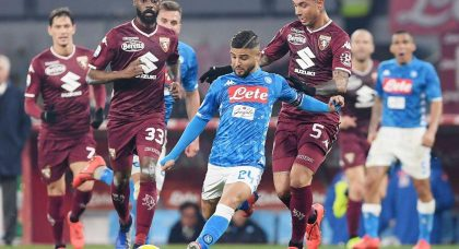 Wasteful Napoli can't find a way past plucky Torino