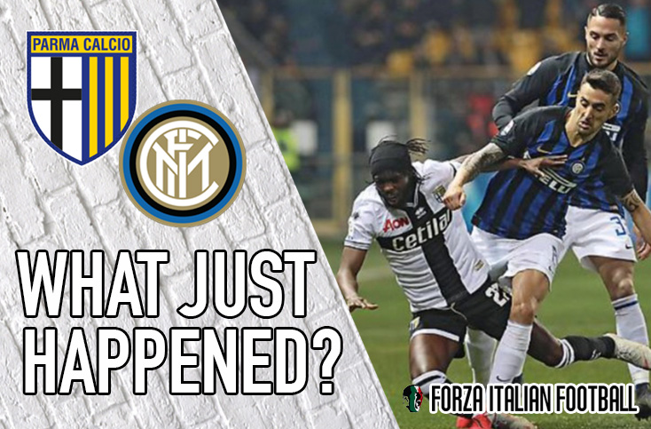 VIDEO: Parma 0-1 Inter – Ninja Nainggolan comes up big for Nerazzurri