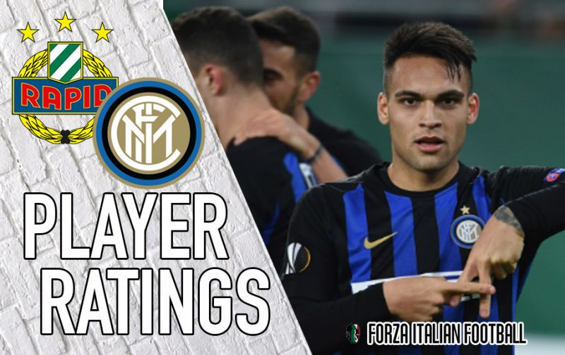 Inter player ratings: Icardi not missed as Lautaro steps up