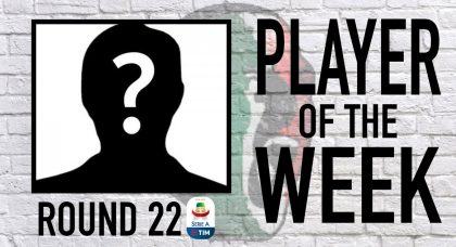 Serie A Player of the Week | Round 22