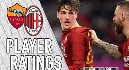 Roma Player Ratings: De Rossi shows his worth