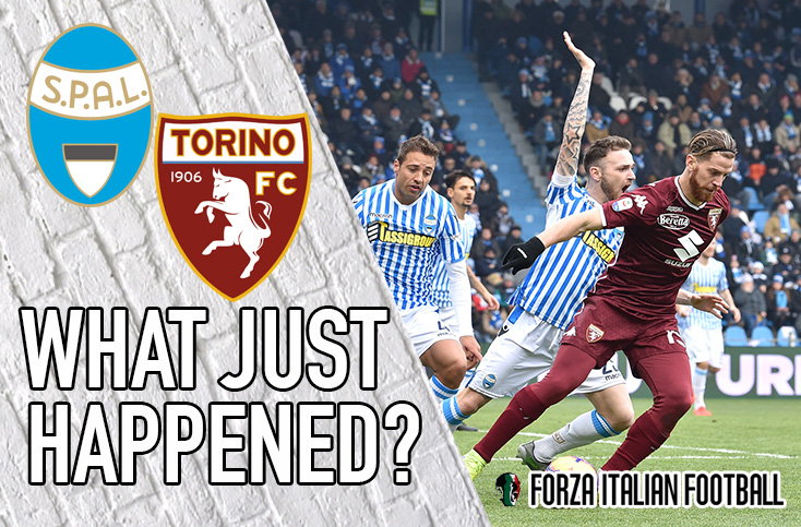 VIDEO: SPAL 0-0 Torino – Dominant Biancazzurri left to rue missed opportunity