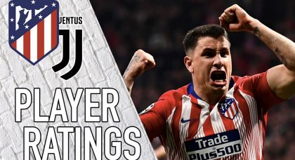 Atletico Madrid Player Ratings: Uruguayan delight