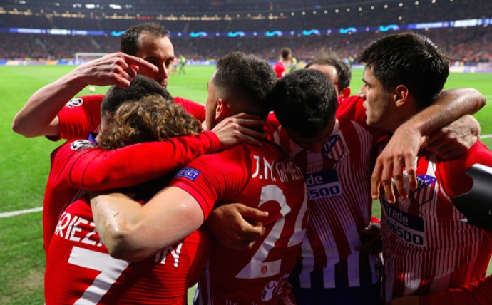Uphill battle for Juventus as Atletico Madrid claim big win