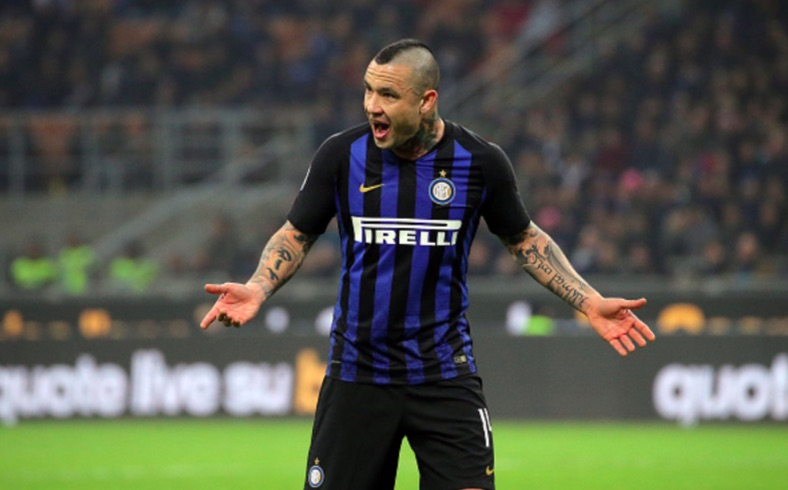 Nainggolan: There isn't much difference between Inter and Roma