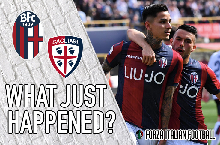 VIDEO: Bologna 2-0 Cagliari – Mihajlovic has Rossoblu dreaming of survival