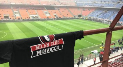 Fans Worldwide: Milan Club Morocco