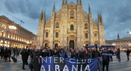 Fans Worldwide: Inter Club Albania