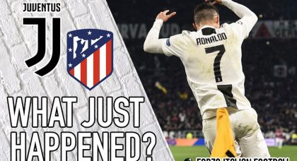 VIDEO: Juventus 3-0 Atletico Madrid – Cristiano is the comeback king