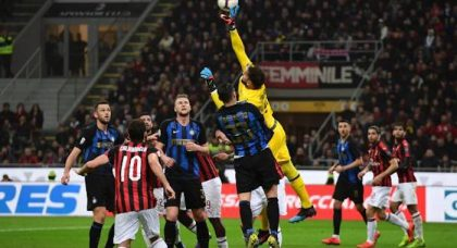 AC Milan, Inter and Juventus dominate Italy's highest grossing games