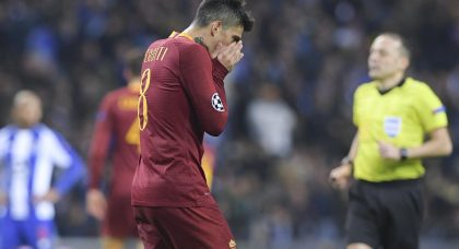 Roma pay the penalty and crash out of Champions League