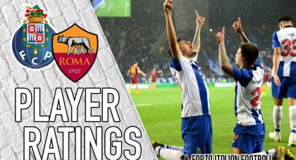 Porto Player Ratings: Telles shines in Dragoes comeback
