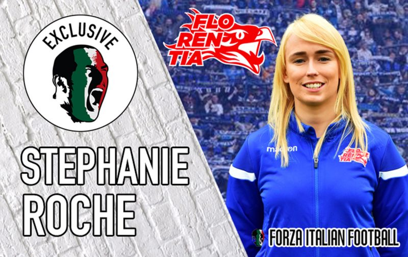 Exclusive Interview with Florentia and Ireland star Stephanie Roche