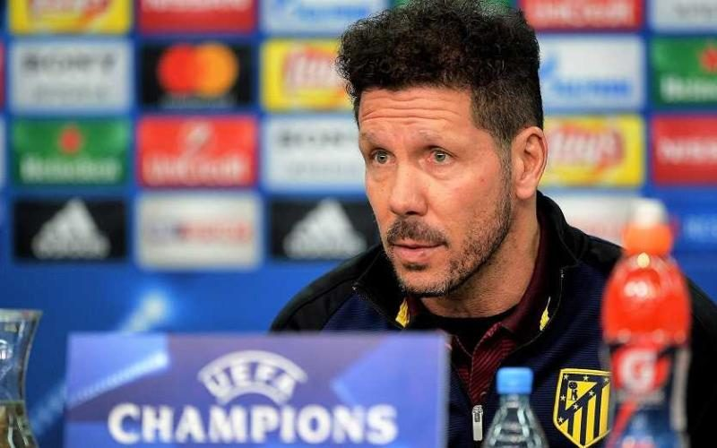 Simeone: If you don't put the ball in the net, it doesn't matter how much you create