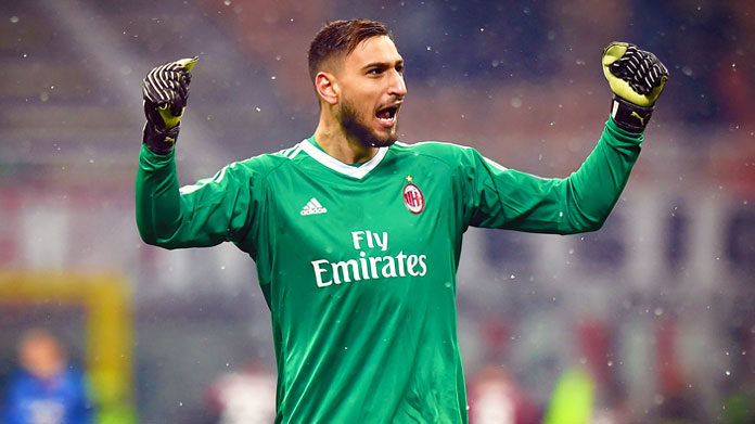 Donnarumma enjoying his best form in the shadow of AC Milan's January signings