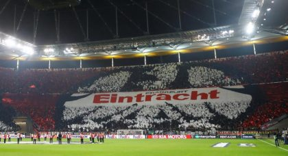 Inter to expect influx of Eintracht Frankfurt fans for Europa League clash