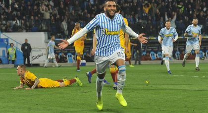 Inspired SPAL topple Roma to end unwanted winless streak