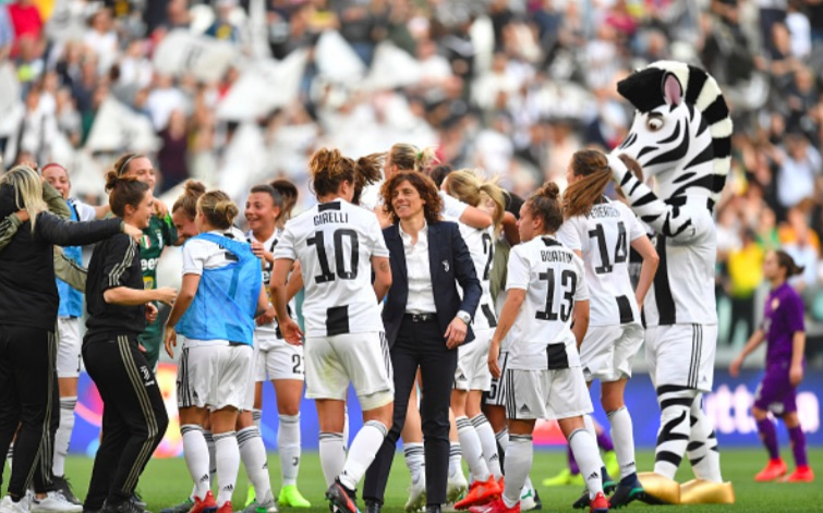 Juventus Women Take Step Towards The Title In Front Of Sold Out