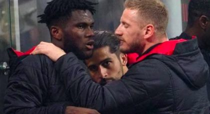 Kessie: Biglia is older than me and I need to learn from him