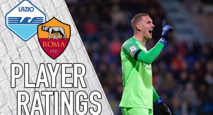 Roma player ratings: Olsen flops when it matters most