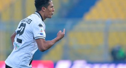 Bruno Alves stunner helps Parma frustrate AC Milan