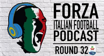 PODCAST: Juventus wait another week, Italian football's new low, and Chievo drop to Serie B