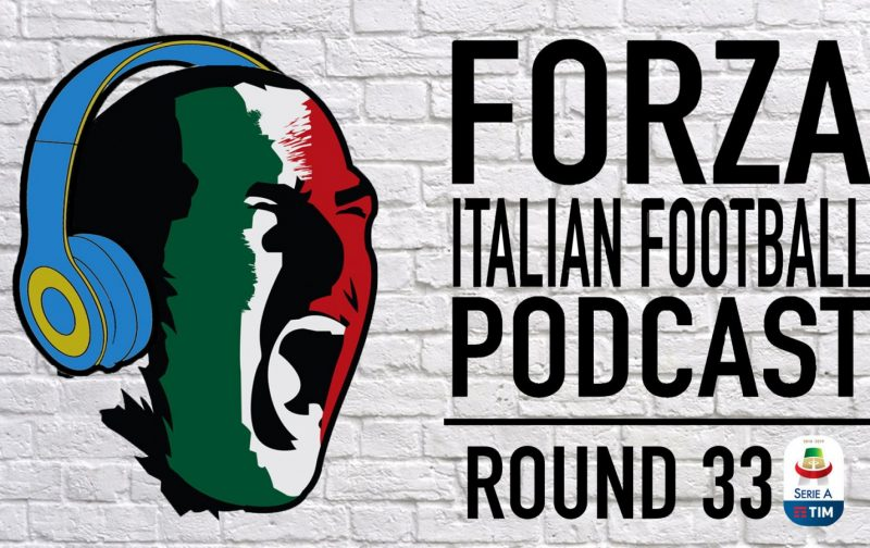 PODCAST: Juventus are #W8NDERFUL, and soon to be #9ERFECT