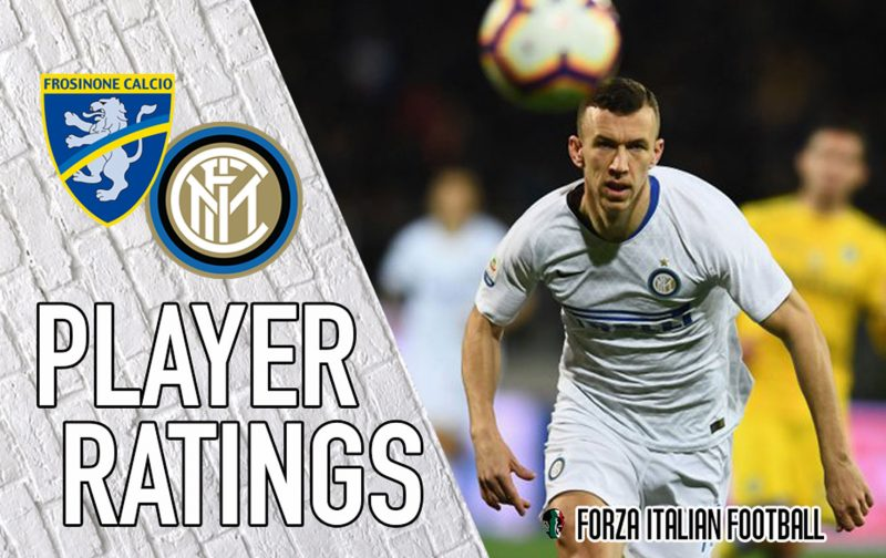 Inter player ratings: Nainggolan proves too much for Frosinone
