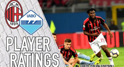AC Milan player ratings: Classy Kessie keeps his cool
