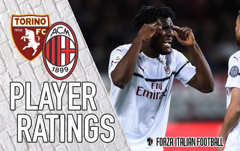 AC Milan player ratings: Reckless Romagnoli adds to Rossoneri woes