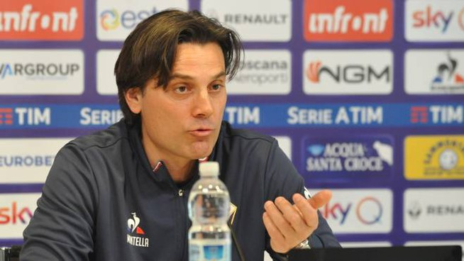 Montella: I want to thank Pioli for his work at Fiorentina
