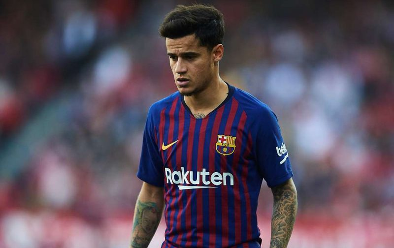 Coutinho: I learned a lot at Inter