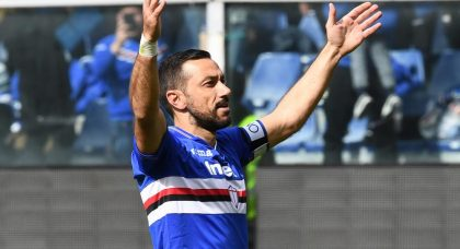 Quagliarella inspires Sampdoria to derby win over Genoa