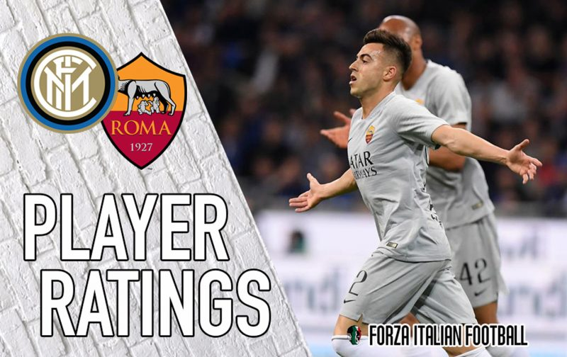 Roma Player Ratings: Generous Dzeko helps Lupi cause